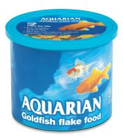 Aquarian 400g Coldwater Fish Flake Aquarium Tank (2 x 200g)